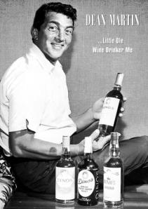 Dean Martin, Iconic Drinker (photo courtesy of Alternative Reel)