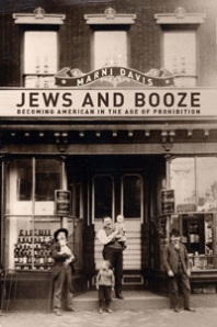Cover of Marni Davis' Jews and Booze