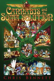 Book cover of Cannabis and the Soma Solution