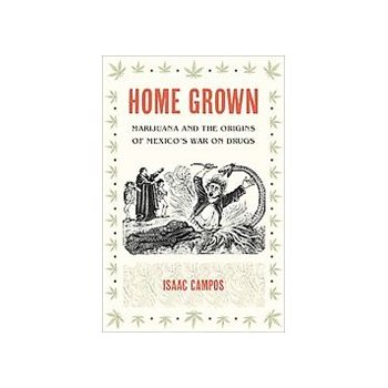 Cover of Isaac Campos' Home Grown