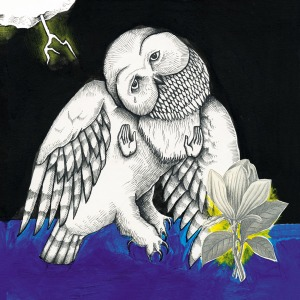 The album Magnolia Electric Co., featuring cover art by Will Schaff
