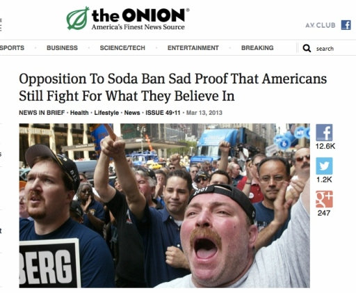 The Onion (March 13, 2013)