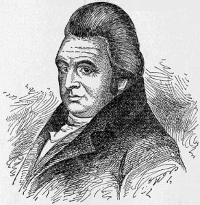 Royall Tyler (1757-1826), renowned for his own dissipated youth.
