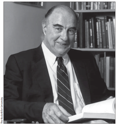 Vincent Dole   (Lancet obituary, September 16, 2006)