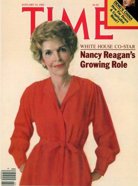 Time, January 14, 1985 (via americangallery.wordpress.com)