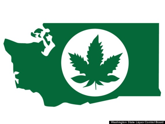 Cultural observations about marijuana as it joins beer, coffee, and wine to become the newest psychoactive substance legally produced and consumed for fun in Washington. (Image: Huffington Post)
