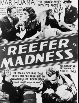 reefer madness essays Contents i introduction and overview ii major issues in the book iii conclusion reefer madness overview.