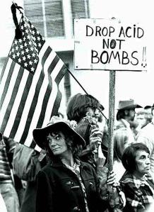 Drugs as Protest?