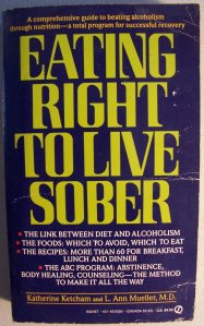eating right to live sober