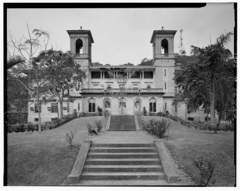 Gorgas Hospital, Ancon, Panama